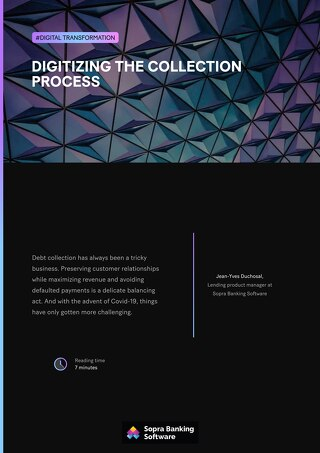 Digitizing the collection process