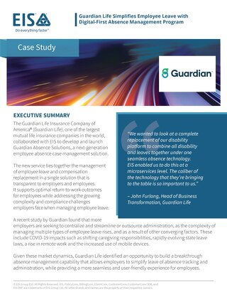 Case Study: Guardian