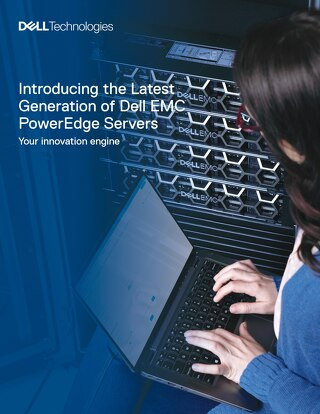 Introducing the Latest Generation of Dell EMC PowerEdge Servers