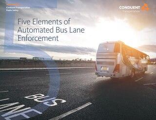 eBook: Automated Bus Lane Enforcement