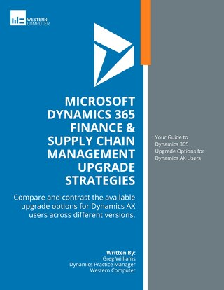 Dynamics 365 Finance & SCM Upgrade Strategies