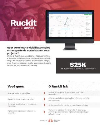 CONNEX Trucking RuckIt Portuguese
