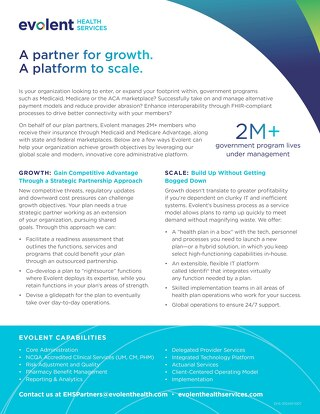 Growth & Scale for Government Business