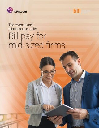 Bill Pay for Mid-Sized Firms - The Relationship and Revenue Enabler