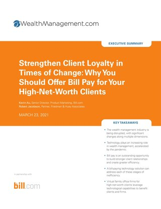 Strengthen Client Loyalty in Times of Change