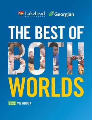 Lakehead Georgian 2022 Viewbook