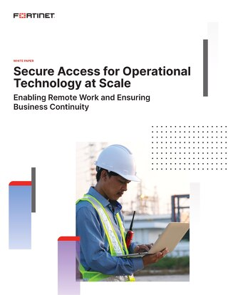 Secure Access for Operational Technology at Scale