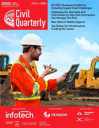 Dodge Data & Analytics Civil Quarterly Issue 4
