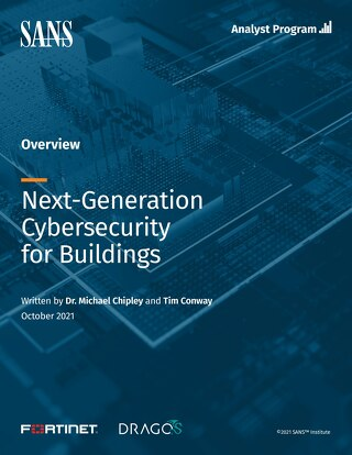 Next-Generation Cybersecurity for Buildings