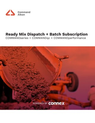 Ready Mix + Batch COMMANDseries Subscription