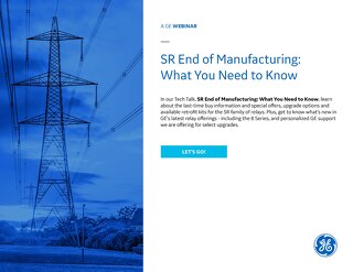 FAQ: SR End of Manufacturing: What You Need to Know