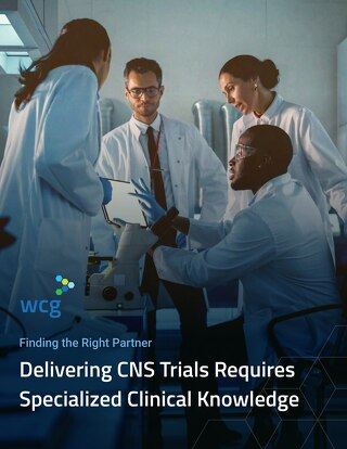 Delivering CNS Trials Requires Specialized Clinical Knowledge