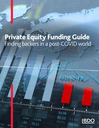 Private equity funding guide: finding backers in a post-COVID world