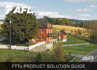 FTTx Product Solutions Guide (2021)