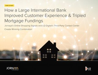 Jornaya & LQ Digital Triple Mortgage Fundings