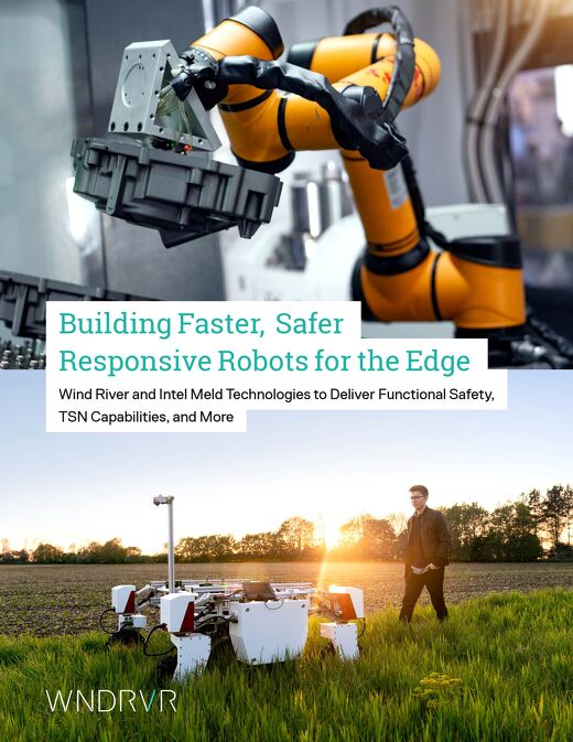 Building Faster Safer Responsive Robots for the Edge
