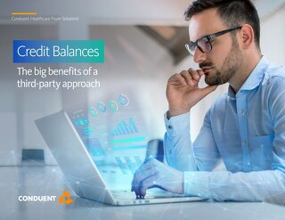 Credit Balances: The big benefits of a third-party approach