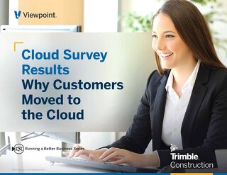 Cloud Survey Results: Why Customers Moved to the Cloud