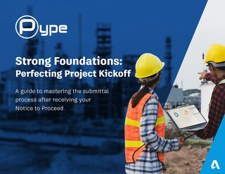 Strong Foundations - Perfecting Project Kickoff