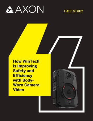 How WinTech Manufacturing is Improving Safety and Efficiency with Body-Worn Camera Video