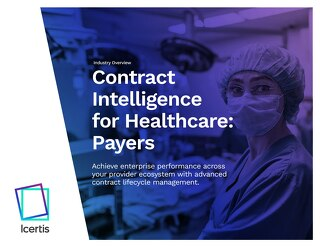 eBook | Contract Intelligence for Healthcare | Payers