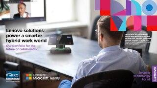 Lenovo Smart Collaboration Solution Guide
