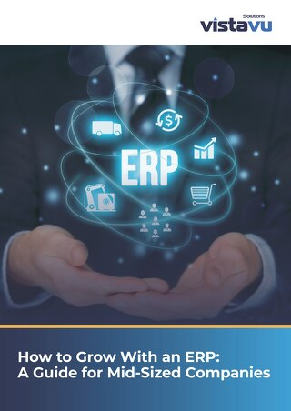 How to Grow with an ERP: A Guide for Mid-Sized Companies