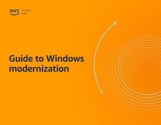 Guide to Windows Modernization