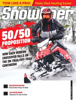 Snow Goer Current Issue