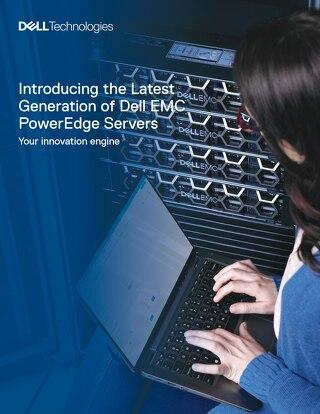Dell Technologies-Dell EMC PowerEdge Servers