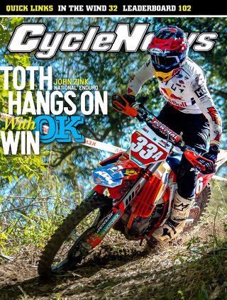 Cycle News Issue 42 October 19