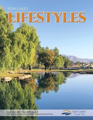 Sun Lakes Lifestyles November 2021