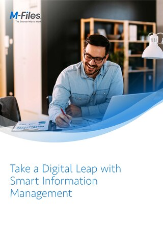 Take a Digital Leap with Smart Information Management
