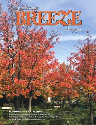 Four Seasons Beaumont Breeze November 2021