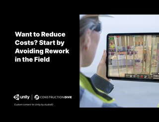 Want to reduce costs? Start by avoiding rework in the field