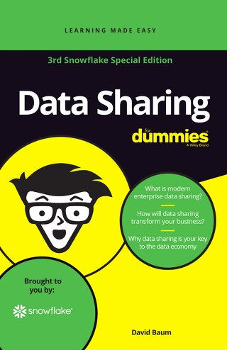 Data Sharing for Dummies (3rd Edition)