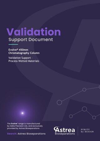 Evolve® 450 Validation Support