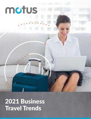 2021 Motus Business Travel Trends