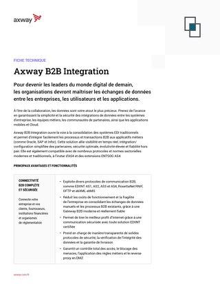 Axway B2Bi