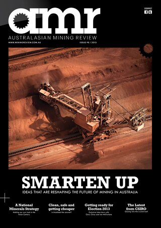 Australasian Mining Review Issue 8 2013