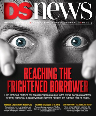 Reaching the Frightened Borrower
