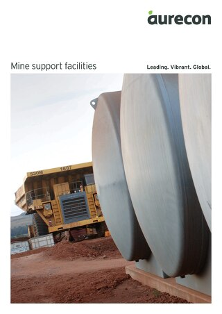Mine Support Facilities Competency brochure