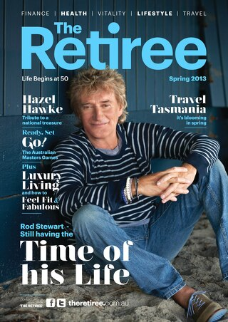 The Retiree Magazine Spring 2013
