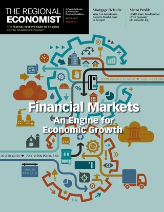 The Regional Economist - July 2013