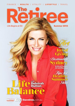 The Retiree Magazine Summer 2013