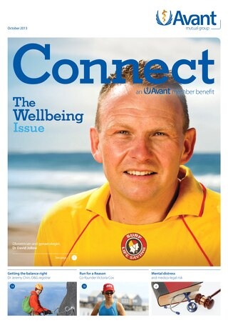 Issue no. 1 - The Wellbeing Issue