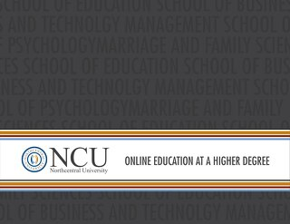 NCU Global Brochure