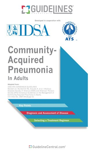 Community-Acquired Pneumonia (IDSA Bundle)