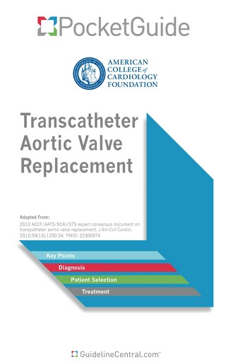 Transcatheter Aortic Valve Replacement (ACCF Bundle)