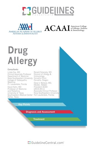 Drug Allergy (ACAAI/AAAAI Bundle)